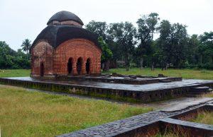 Temple at Haripur. Photo by Sugato Mukherjee
