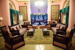 Inside belgadia palace. Photo by Sugato Mukherjee