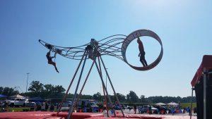 Acrobat-Credit-Cincinnati-Circus-Company