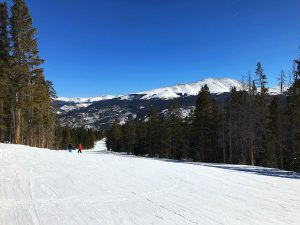 Breck Skiing. Photo by Kerri Smith