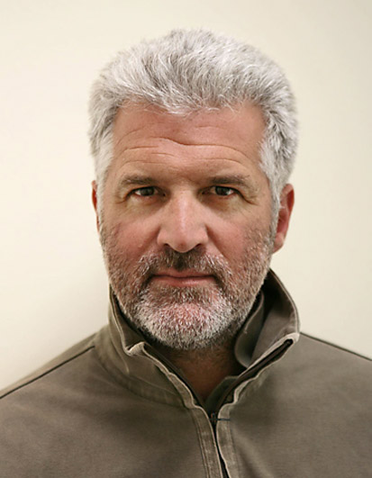 Gary Knight, editor of Imagine.