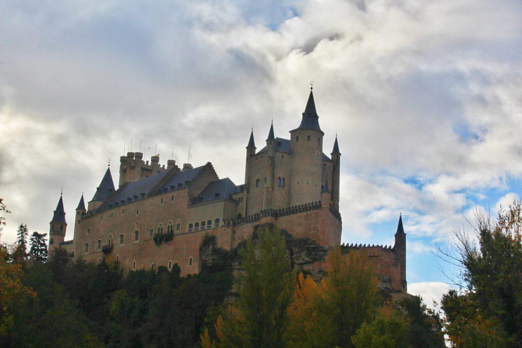 The Alcazar of Segovia. Photo: Tania Banerjee