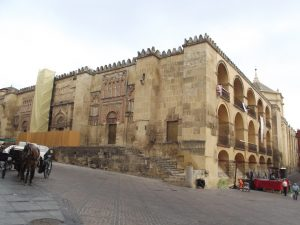 """""""The Mosque Cathedral of Cordoba -"""