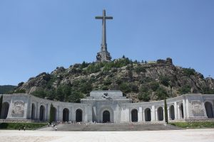 architecture-Valley of the Fallen Spain