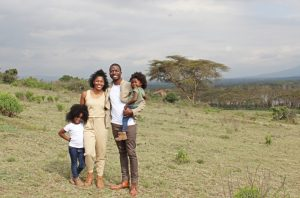 8 Days in Kenya with Kids at Crescent Island Game-Park. Photo courtesy of Monet Hambrick, The Traveling Child