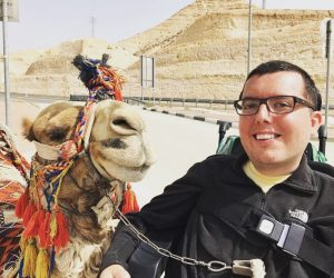 Cory Lee and Camel