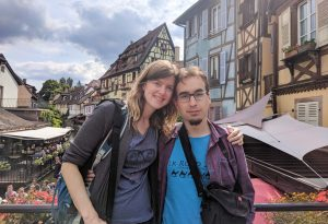 Daniel and Ilona from Top Travel Sights.