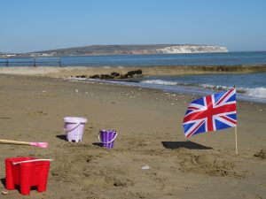 Isle of Wight beach
