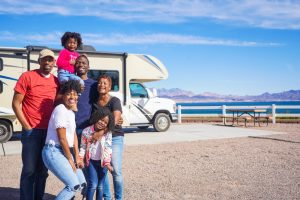 Nevada Road Trip in an RV. Courtesy of Monet Hambrick, The Traveling Child