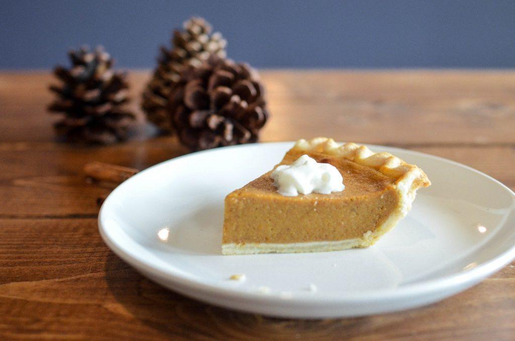 Thanksgiving - Pumpkin Pie