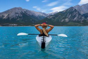 Kayak adventure-