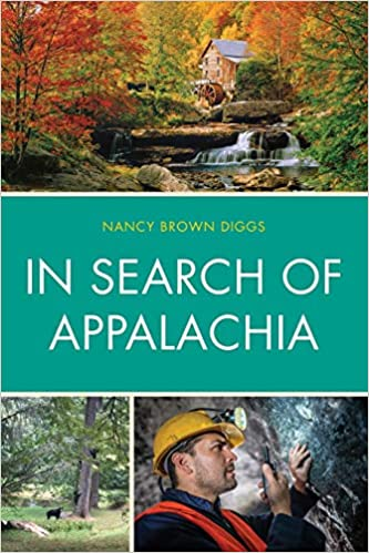 Nancy Brown Diggs book cover In Search of Appalachia