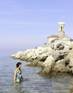 Adriatic Sea - photo by Luke Wilson
