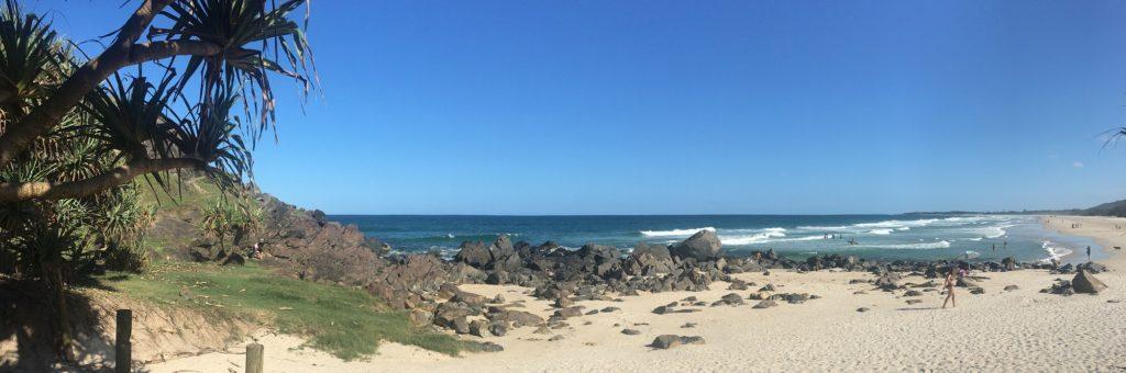 Cabarita Beach photo by Ann-Marie Cahill