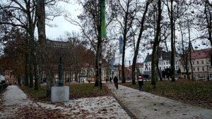 Congress Park in Ljubljana. Photo: Tonya Fitzpatrick