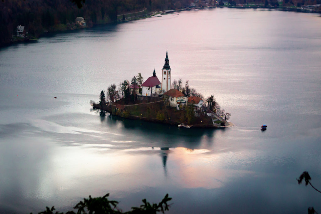 Lake Bled photo by Trixie Pacis