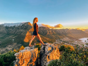 South Africa - Lion's Head, Cape Town. Photo of Kellie Paxian