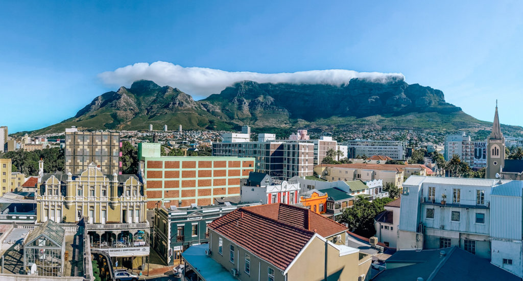 South Africa - Table Mountain, Cape Town. Photo: Kellie Paxian