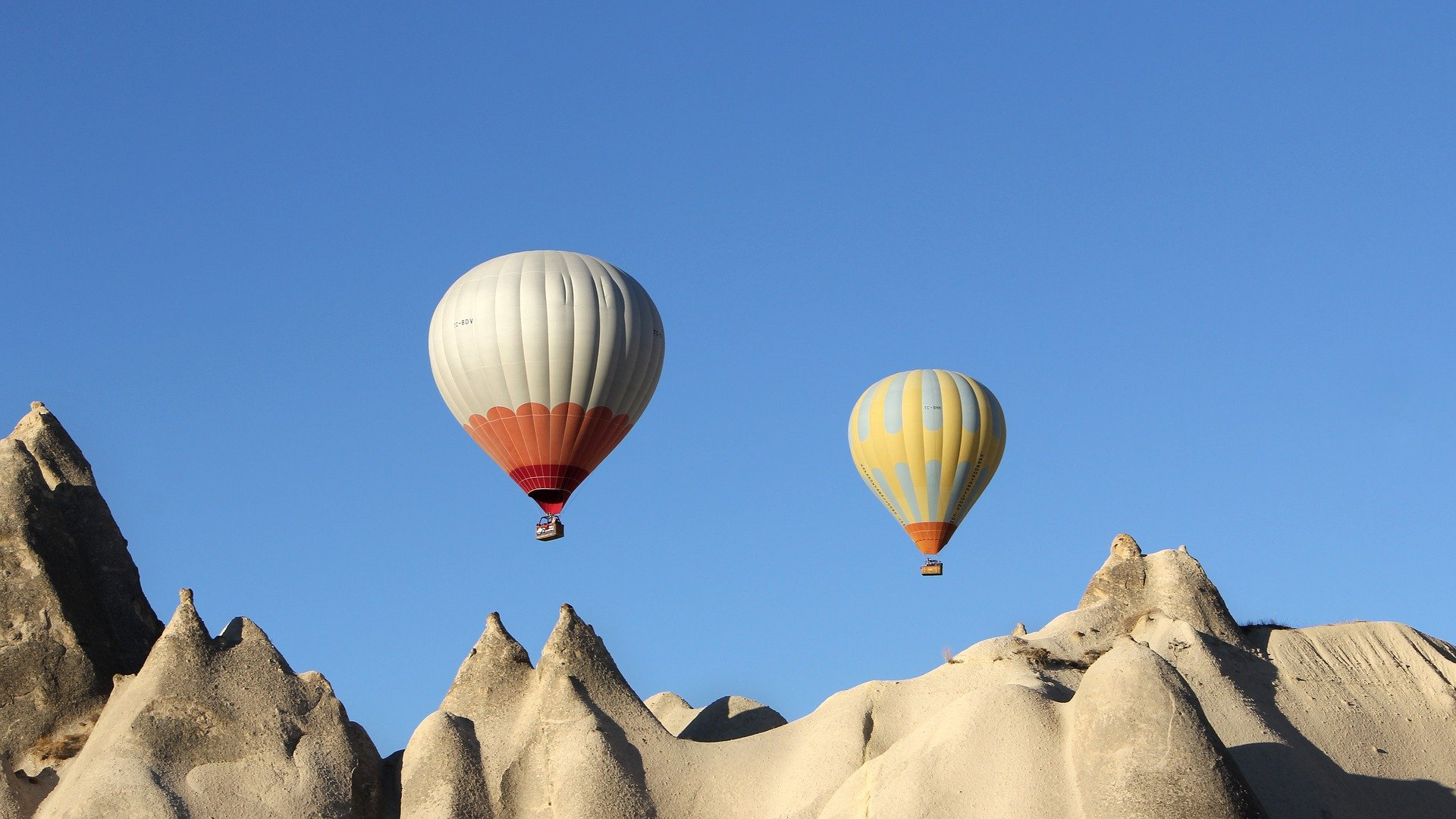 Travel Experiences Hot Air Ballooning