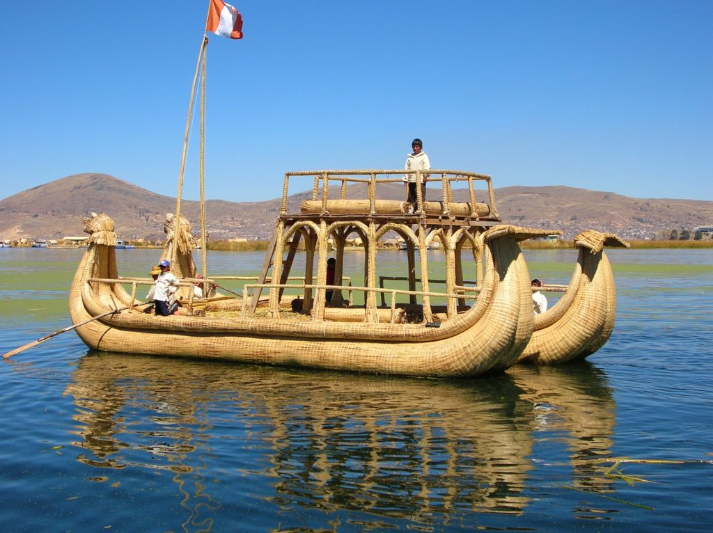 lake-titicaca-indigenous image showcases cultural heritage
