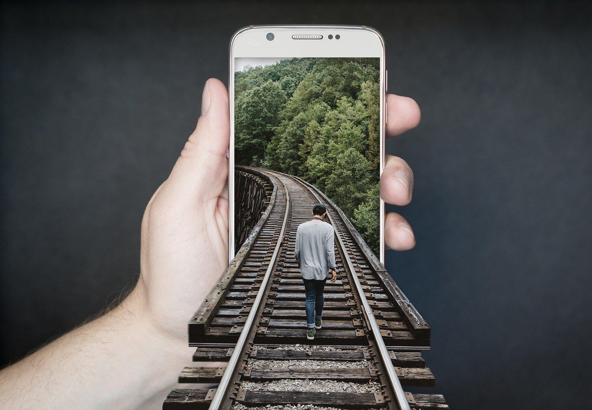 technology smartphone-