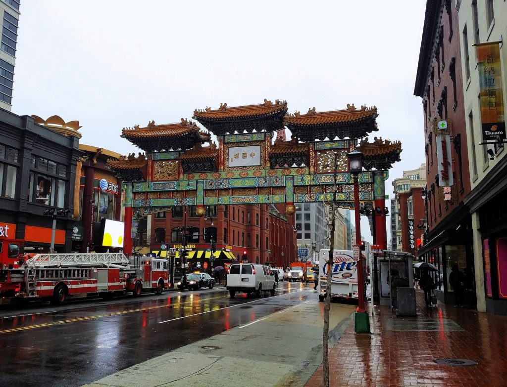 Washington DC China Town