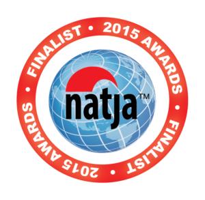 2015 NATJA Awards - Finalist Seal