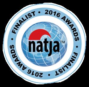 2016 NATJA Awards Finalist Seal