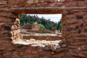 Albuquerque Ruins