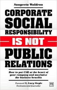 CSR is NOT PR book cover