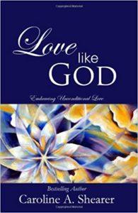 Love like God book cover