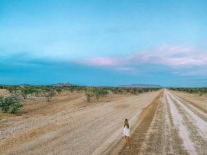 Namibia - Damaraland Sunrise - Kellie Paxian