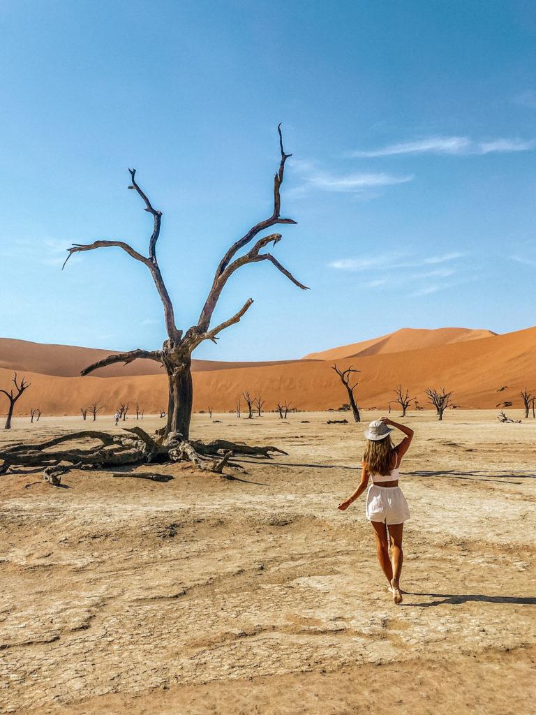 Namibia - Deadvlei - Kellie Paxian