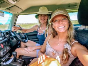 Namibia - Evie and Kellie - Etosha