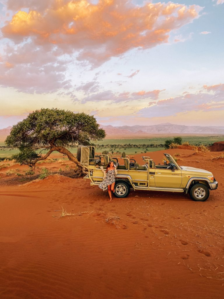 Namibia - Namib Desert - Kellie Paxian