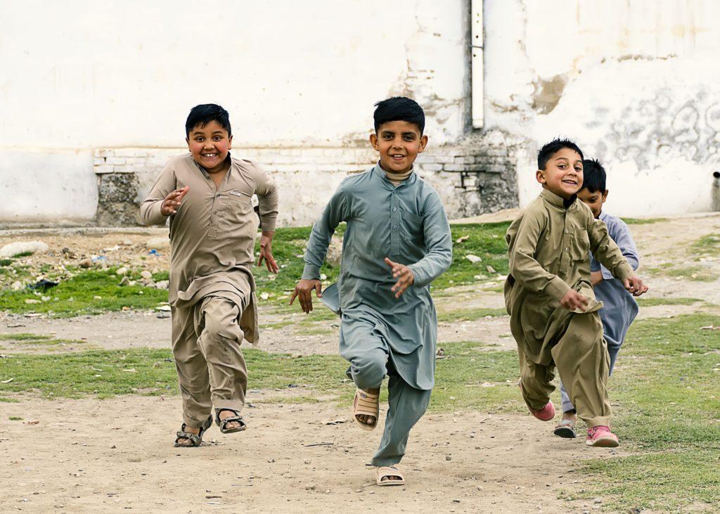 Pakistani-children-at-play