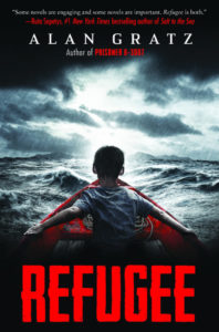 Refugee book cover