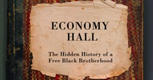 Cover of Economy Hall book. The Historic Collection of New Orleans