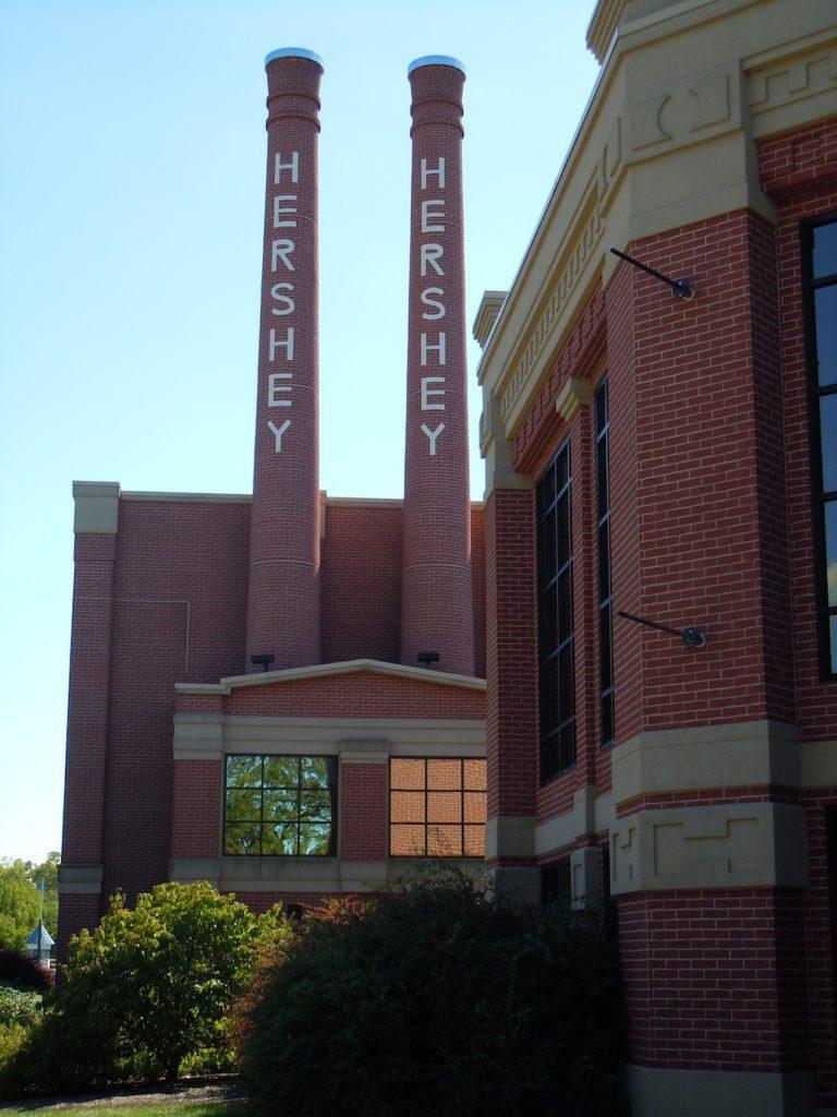 Hersheys Chocolate World Photo from Creative Commons