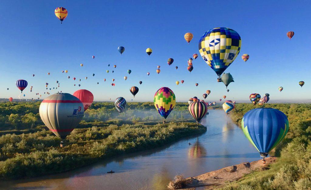 albuquerque-hot-air-ballooning