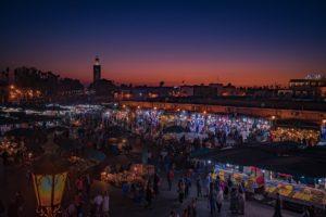 Jemaa-el-Fnaa-Marrakesh