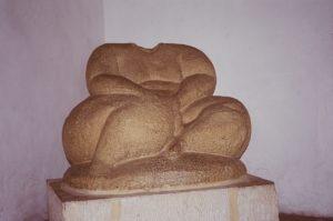 Fat Lady statue. Photo: Ann-Marie Cahill