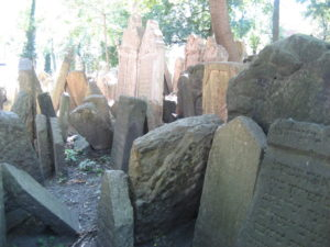 """""""Pinkas Synagogue and Cemetary"""" by dearanxiety is licensed under CC BY-ND 2.0"""