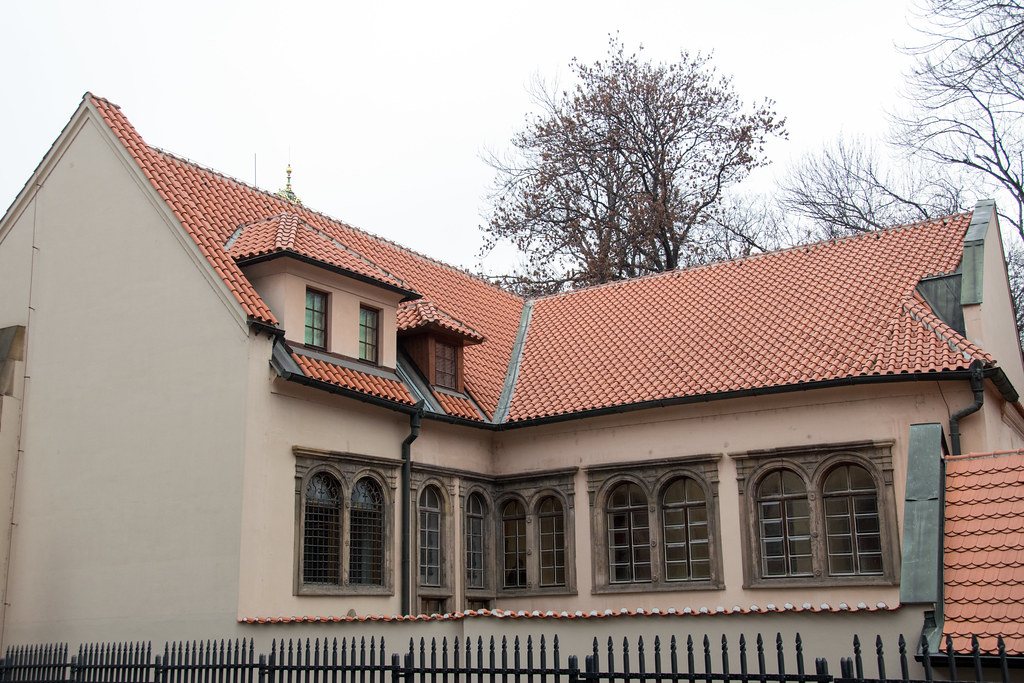 """Pinkas Synagogue Pinkasova synagoga"" by Paul and Jill is licensed under CC BY 2.0"