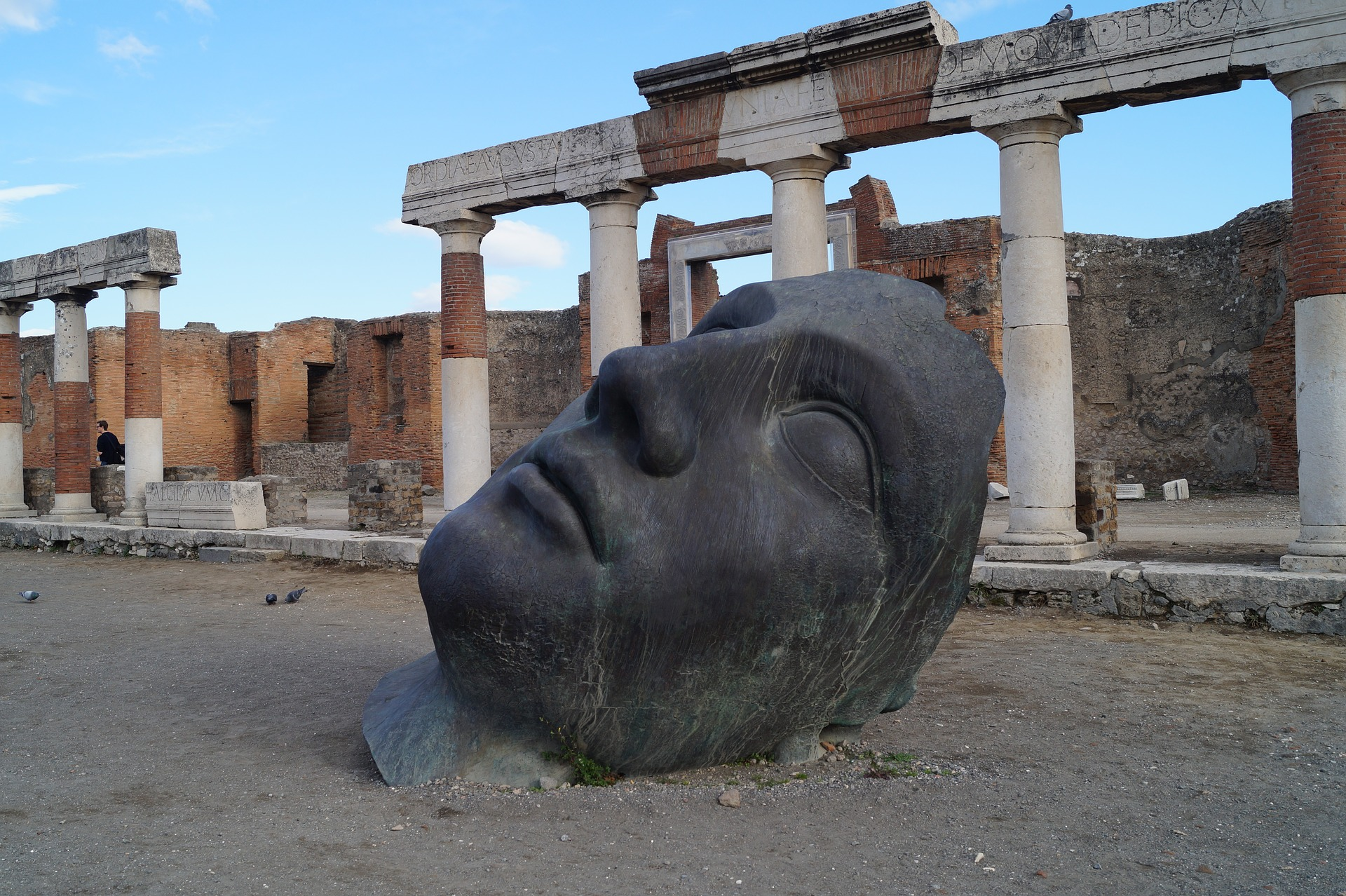 Pompeii-Italy