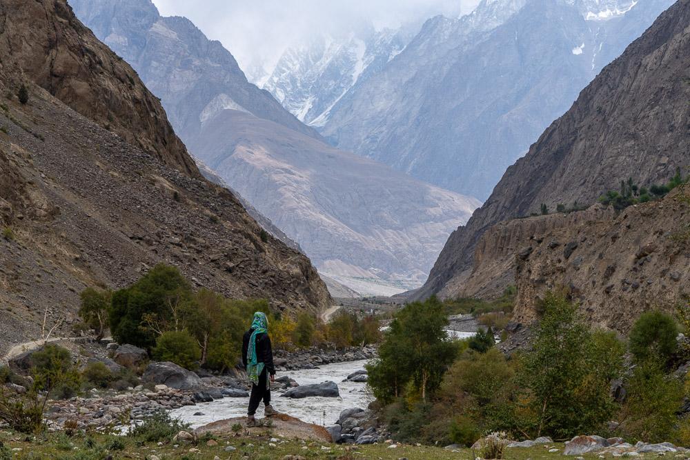 Pakistan- Author in Yarkhun Valley
