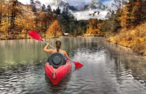 sustainable - river-canoe