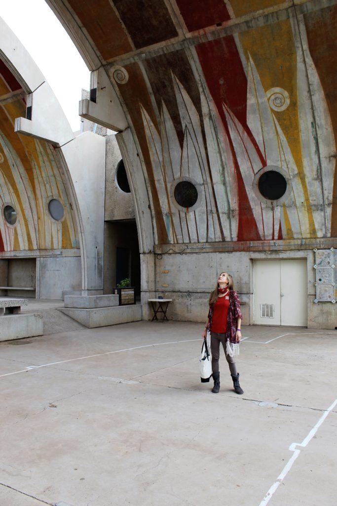 Arcosanti-arcology-architecture-