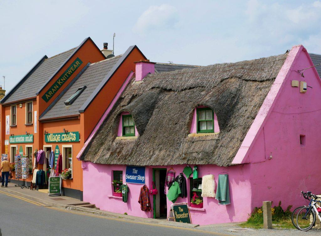Doolin Fishing Village
