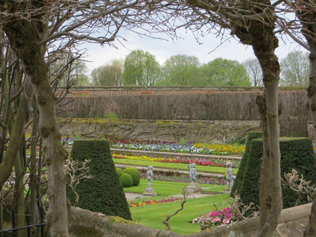 Hampton-Court-Garden